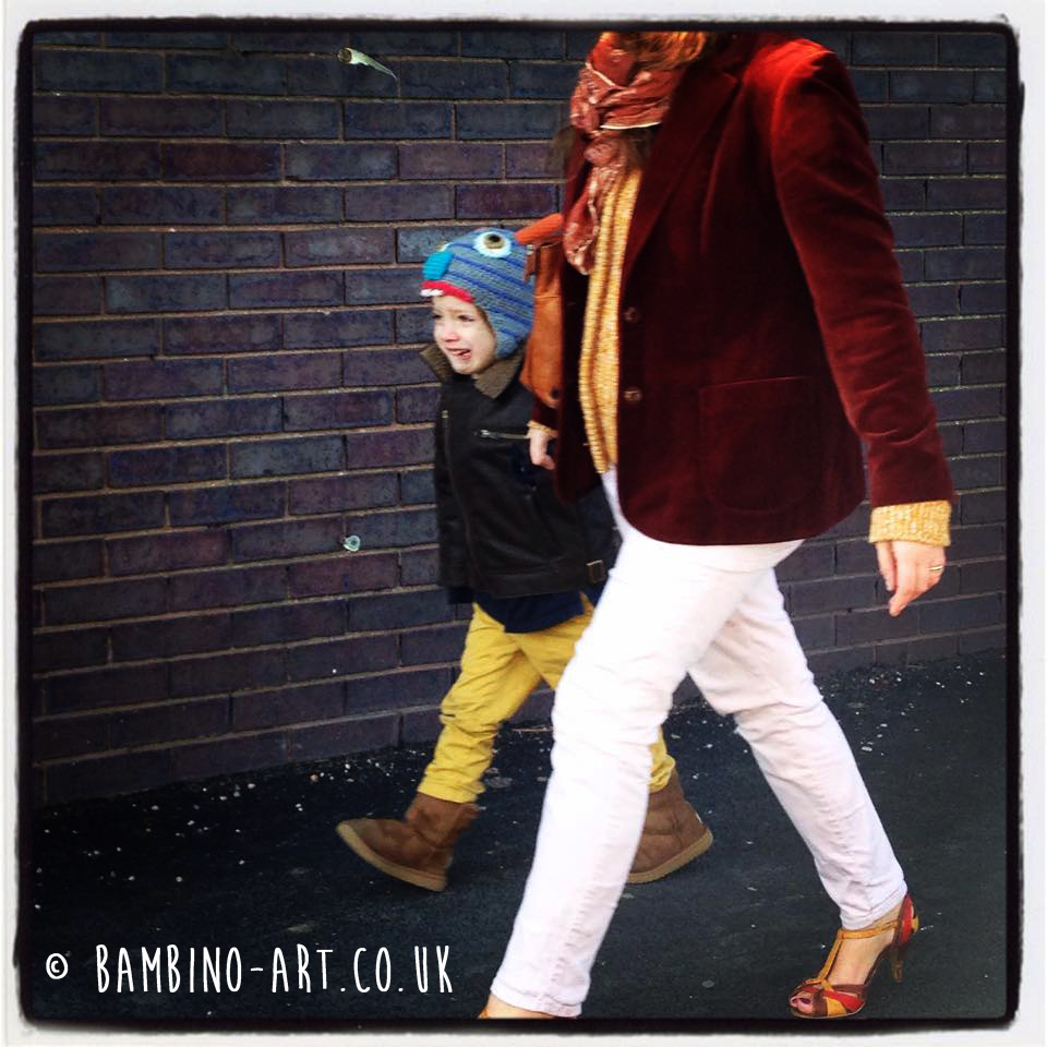 Bambino Art Photography does #mykidsdressedme