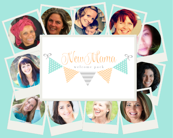 New Mama Welcome Pack - contributors