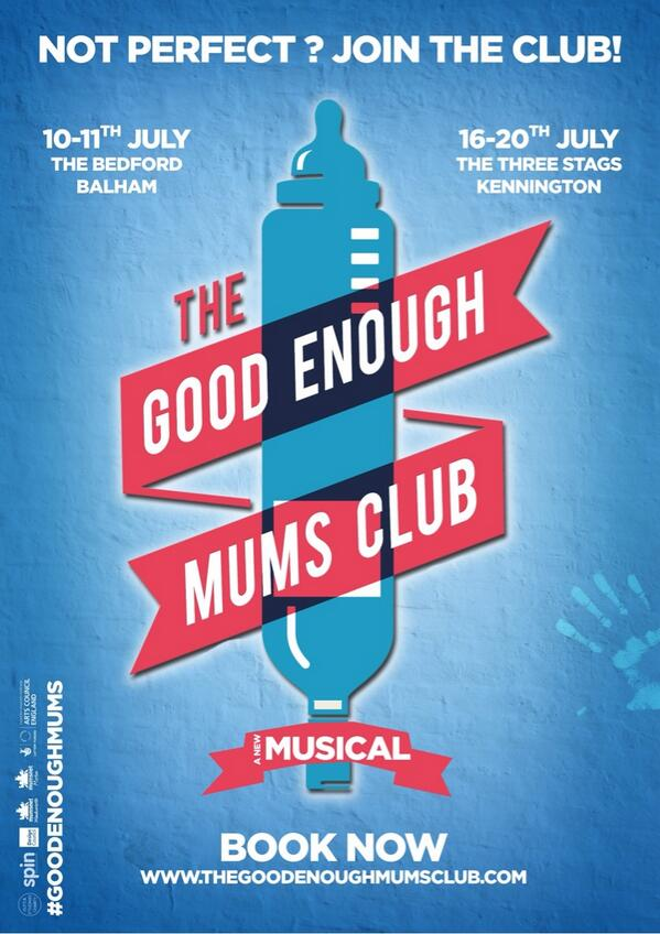 The Good Enough Mums Club - www.thegoodenoughmumsclub.com