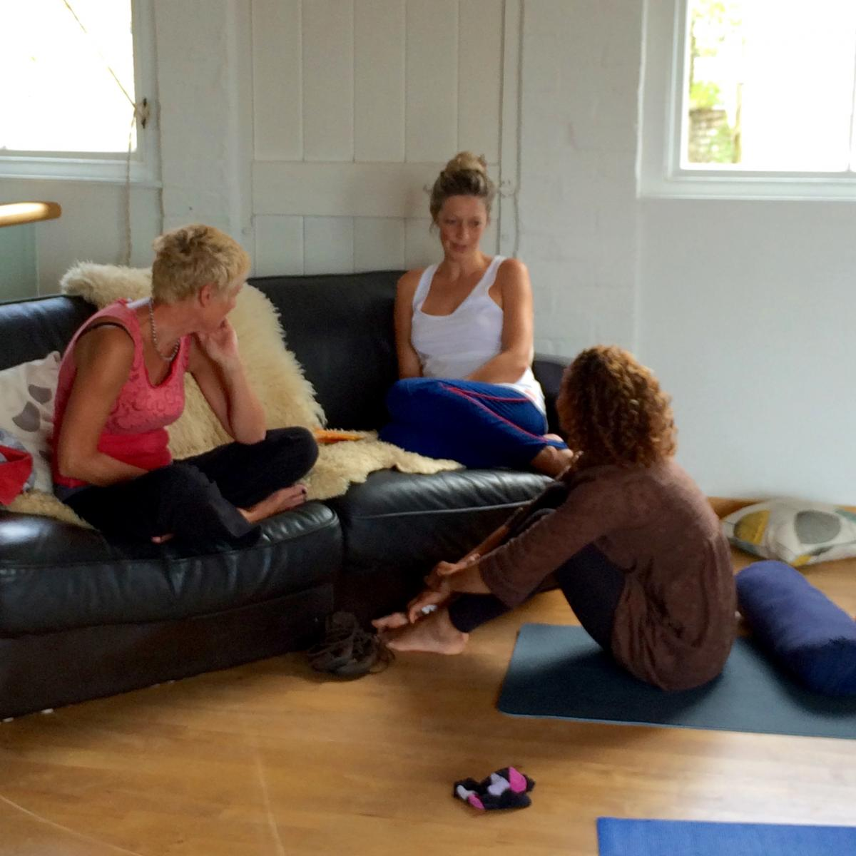 Treat you and your mum friends to a bespoke virtual Mamas' Retreat with Story of Mum