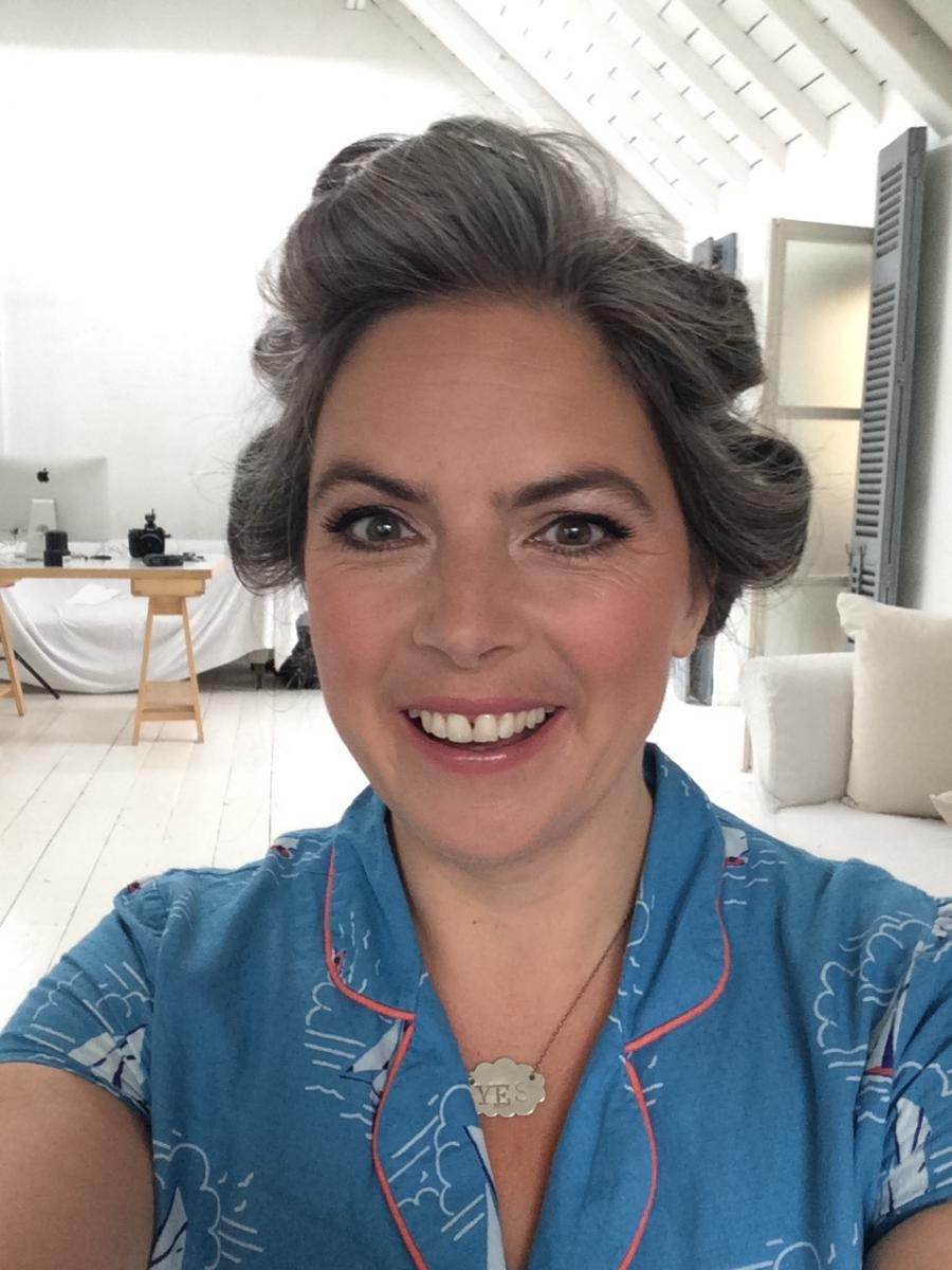Pippa Best of Story of Mum having a make-over with Good Housekeeping