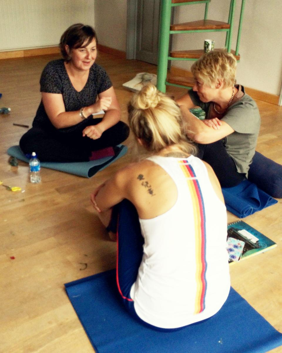 Join a Mamas' Retreat with Story of Mum and Leif Olsen