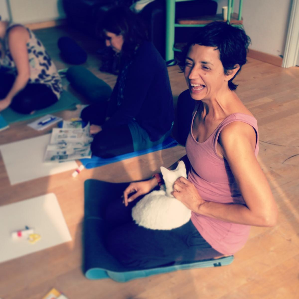 Join a Mamas' Retreat with Story of Mum and Leif Olsen Yoga