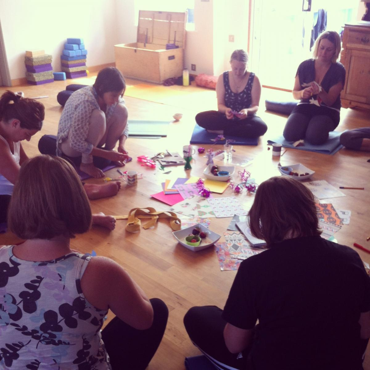 Join a Mamas' Retreat with Story of Mum