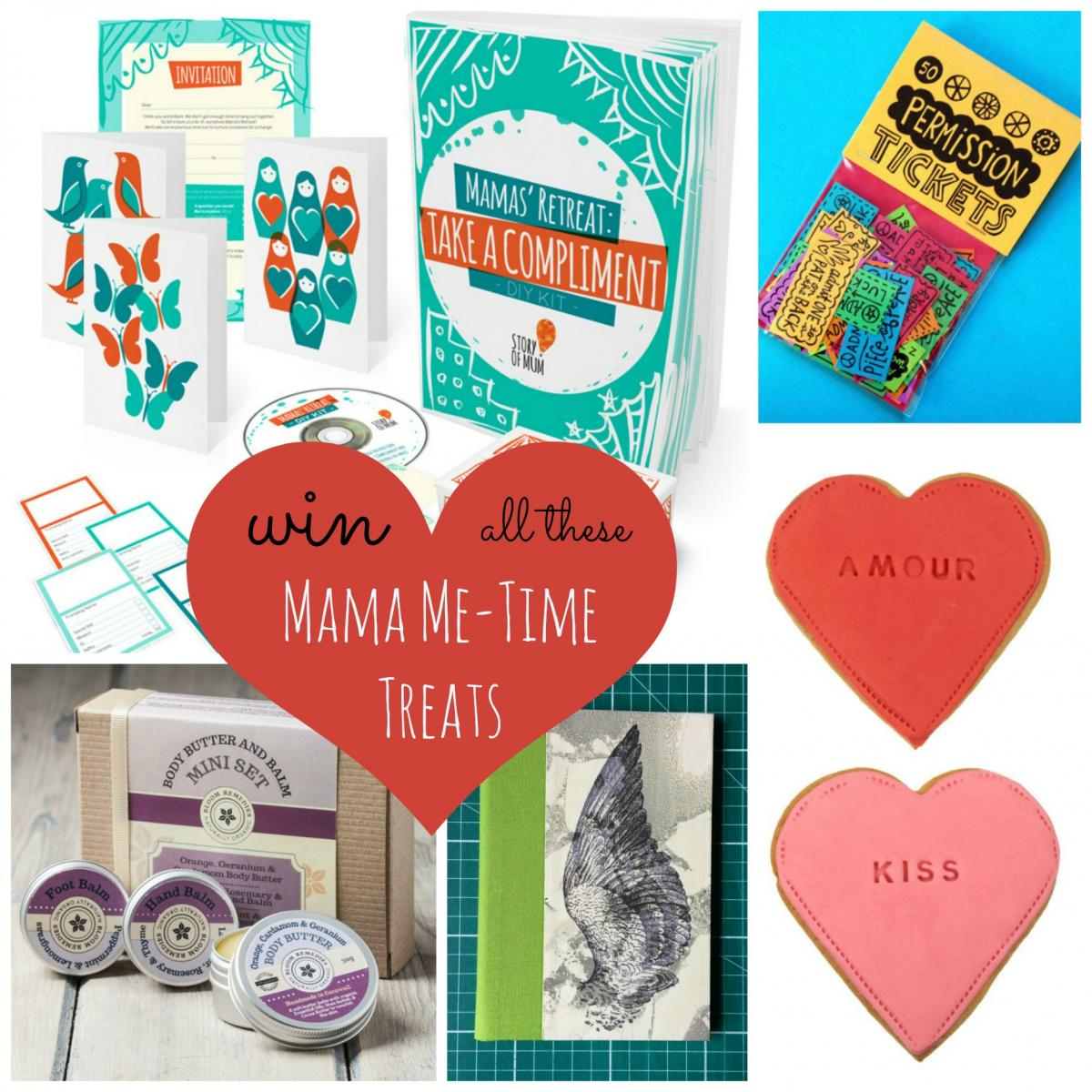 Win Mama Me-Time Treats with Story of Mum