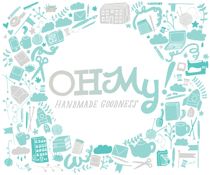 Oh My Handmade - a supportive community of change makers