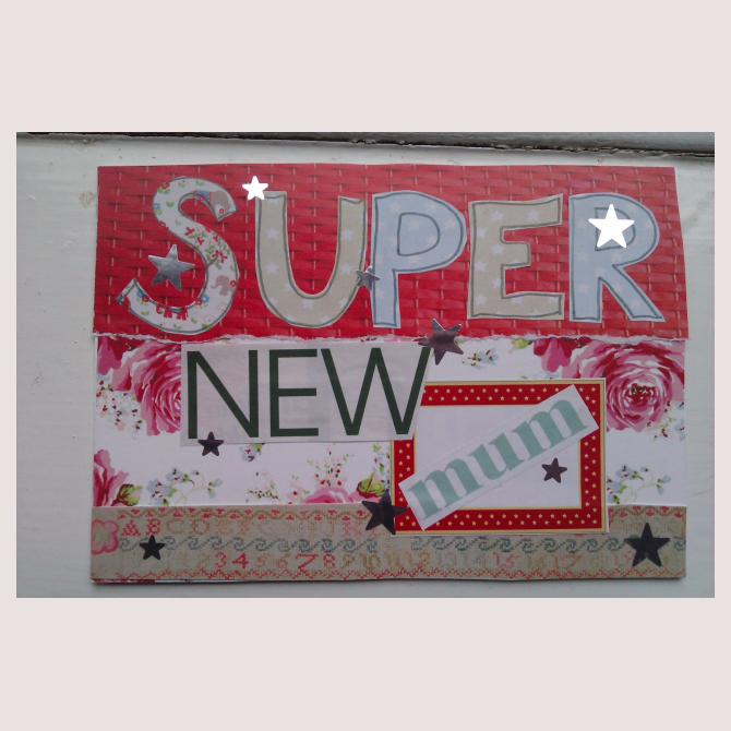 BELLA_and_WILL's Postcard to a Supermum