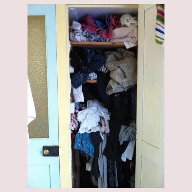 The Airless Airing Cupboard