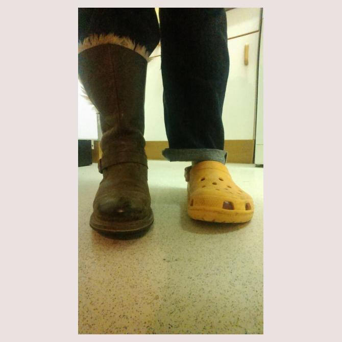 My Best Feet by Kat Sighs