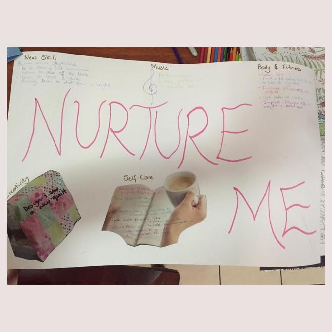 Nurture me