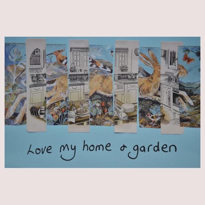 Love my home and garden