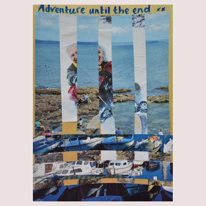 Adventure Until the End