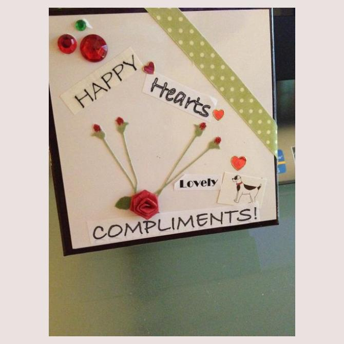Ellen Elwell's Box of Compliments