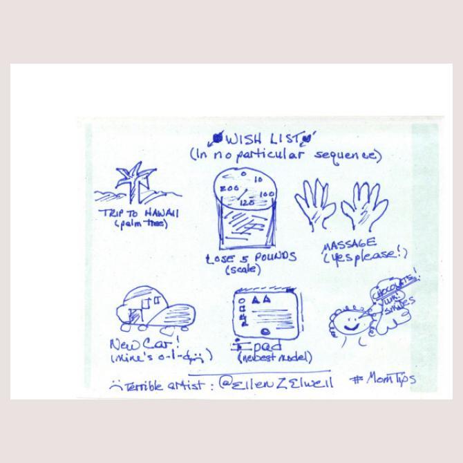Ellen Elwell's Noodle Doodle