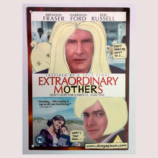 Extraordinary mothers