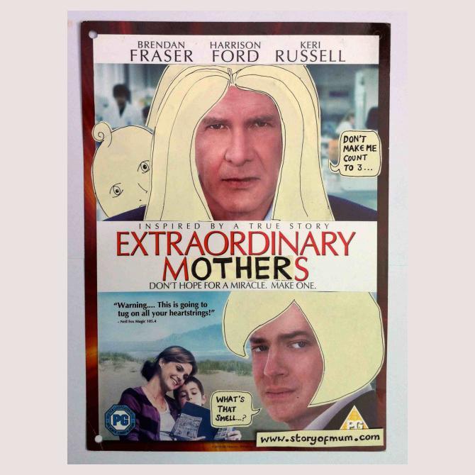 Extraordinary mothers