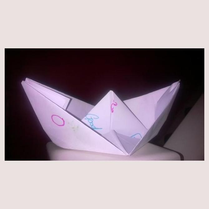 Andiepowpow's Hope Boat