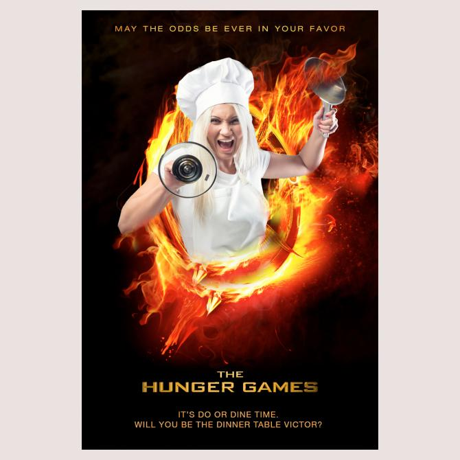The Hunger Games: Let the battle of the dinner table begin