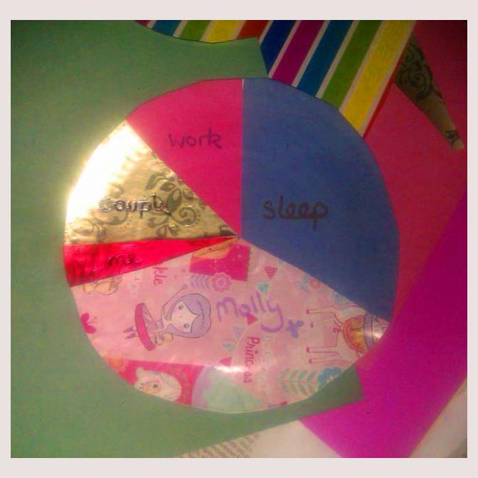 Rosa's Pie Chart