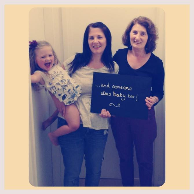 I'm a Mum and...