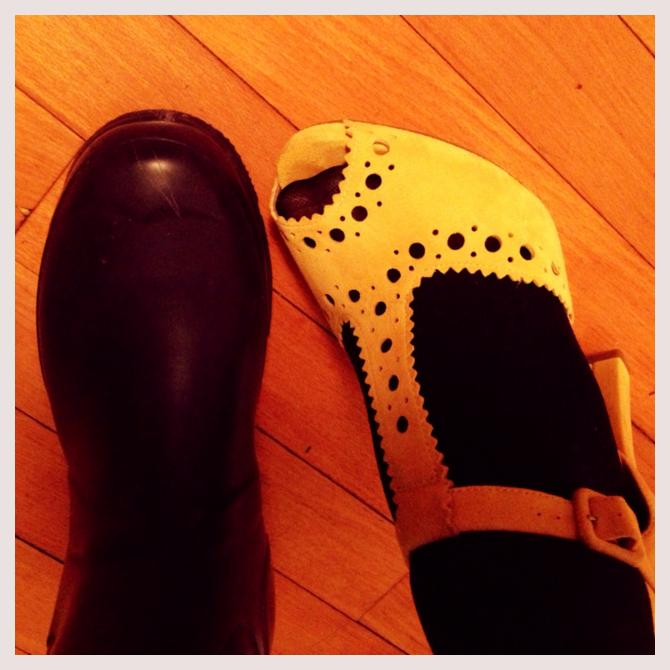 My Best Feet by mumturnedmom
