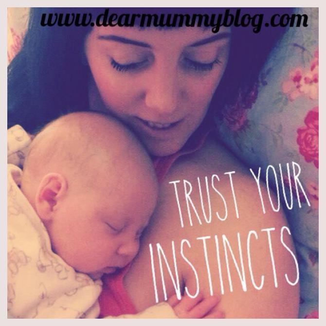 dear_mummy's New Mama Mantra