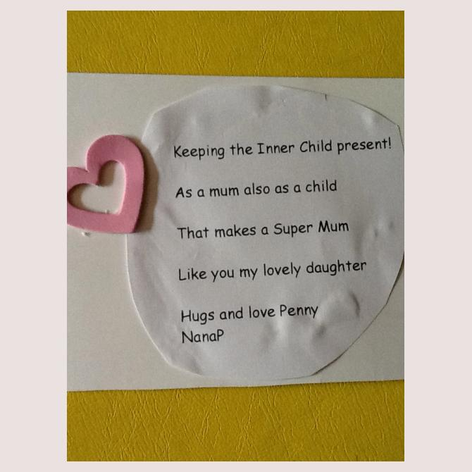 Penny's Postcard to a Supermum