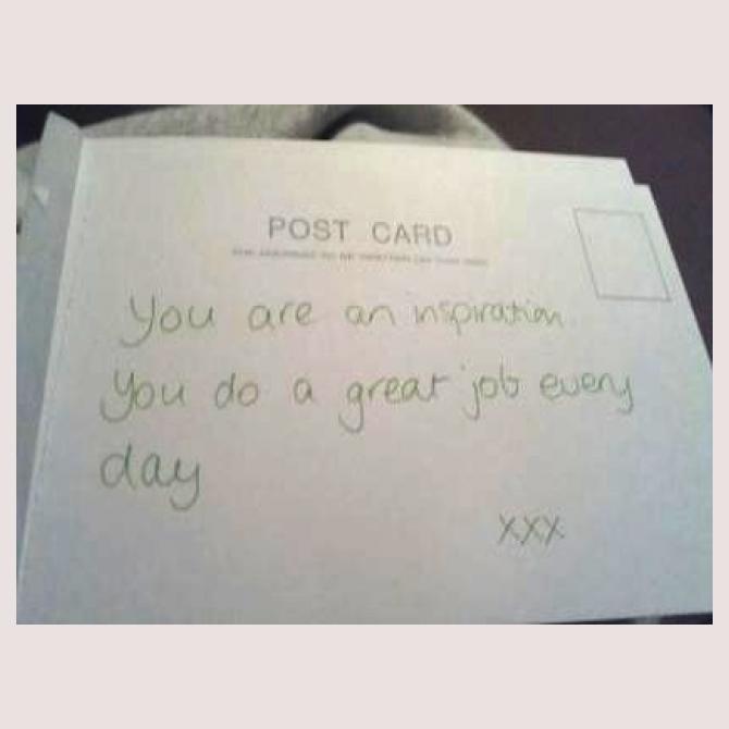 sarah_roo's Postcard to a Supermum