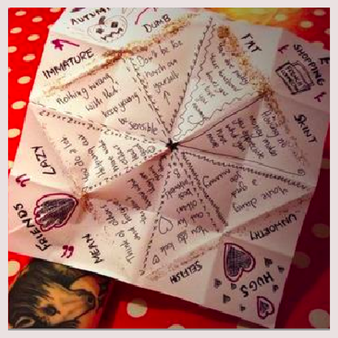 dear_mummy's Feelgood Fortune Teller