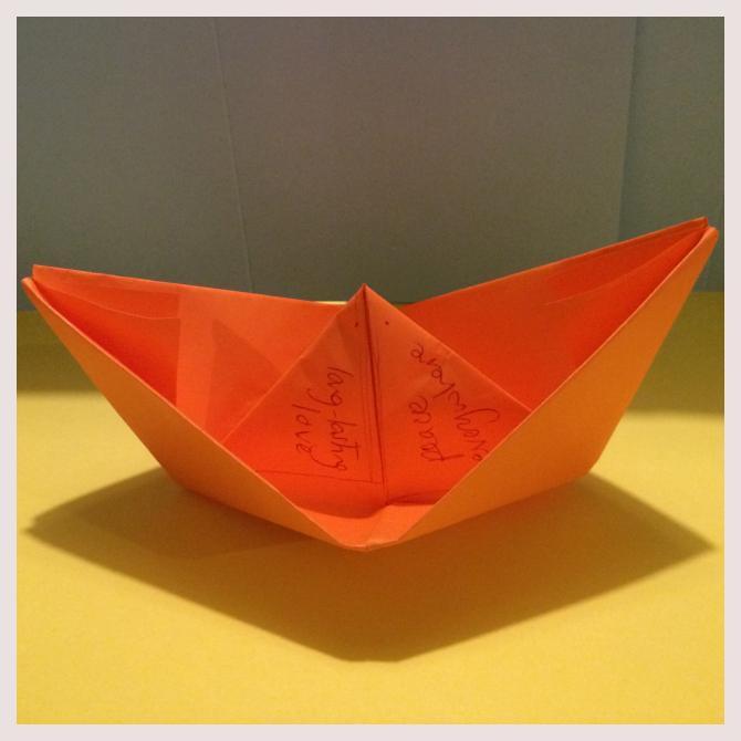 Pippa's Hope Boat