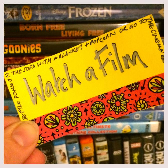 Watch a film