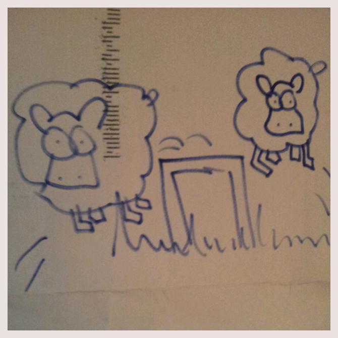 TheMiniMesandMe's Noodle Doodle