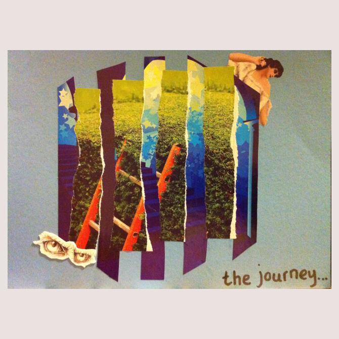 The journey....