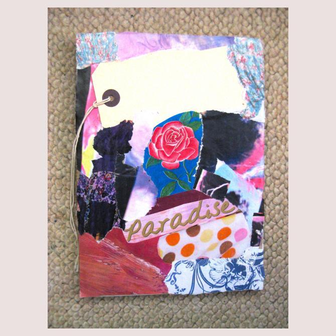 Alice's Homemade Book