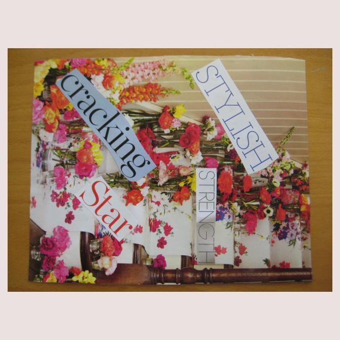 Katie's Postcard to a Supermum