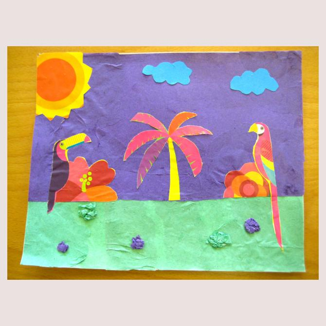 Nicoya's Postcard to a Supermum