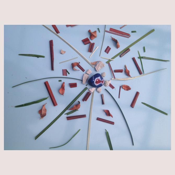 redballoonmums's Nature Mandala