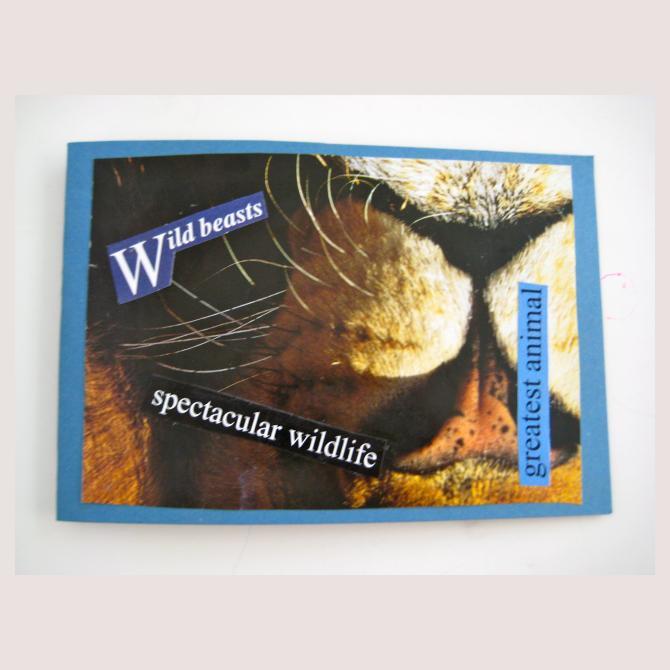 aga's Postcard to a Supermum