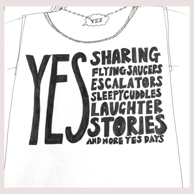 Pippa's Yes Vest
