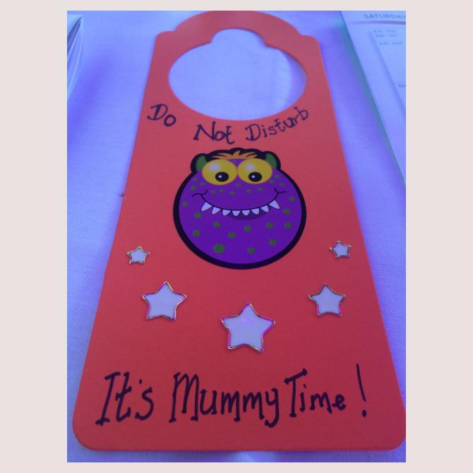 It's Mummy Time