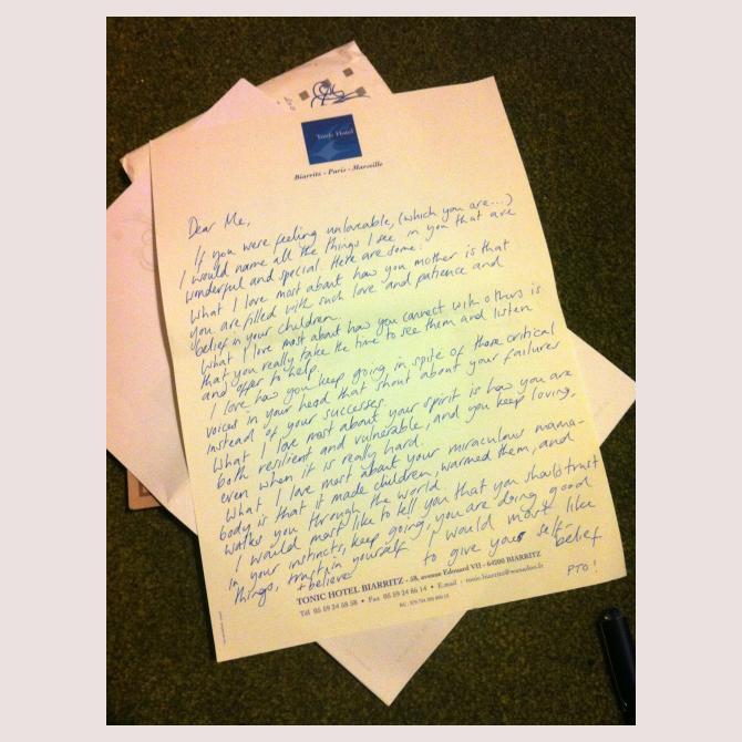 Pippa's Love Letter