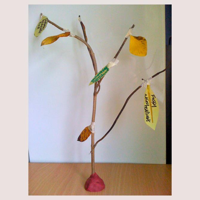 Anna's Family Tree