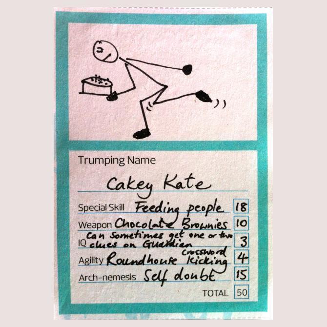 Cakey Kate