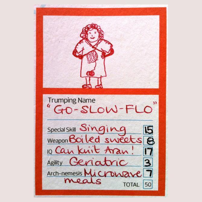 Go-Slow Flo