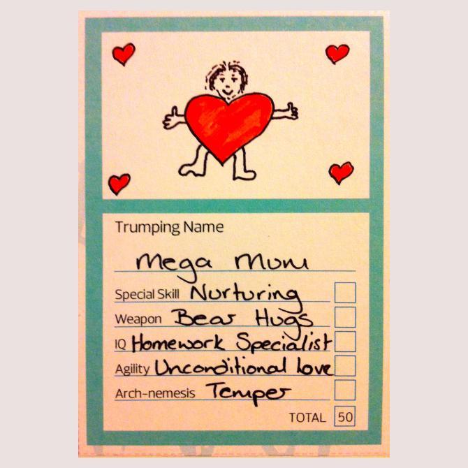 Mega Mum
