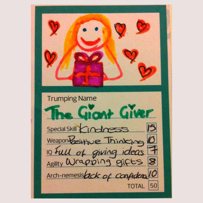 The Giant Giver
