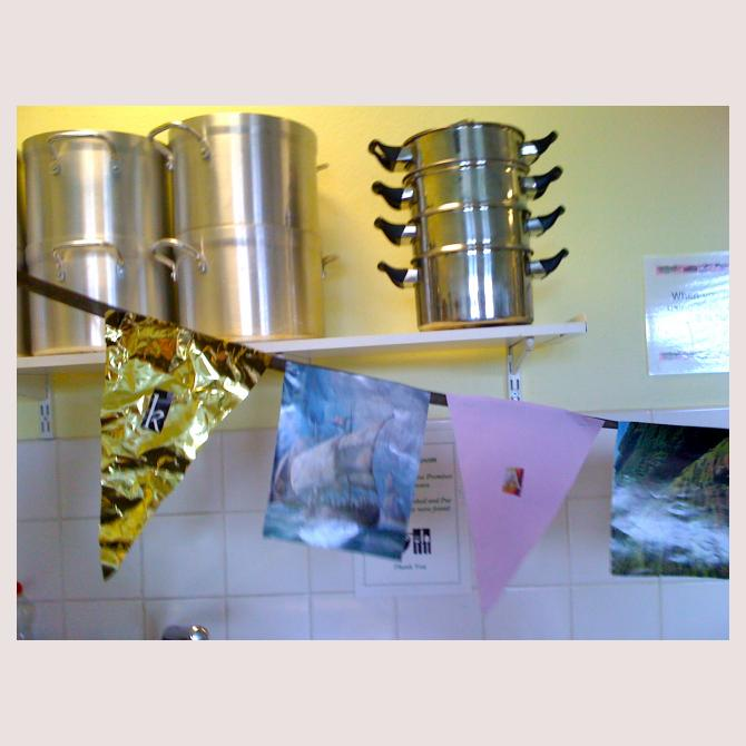 my bunting pans