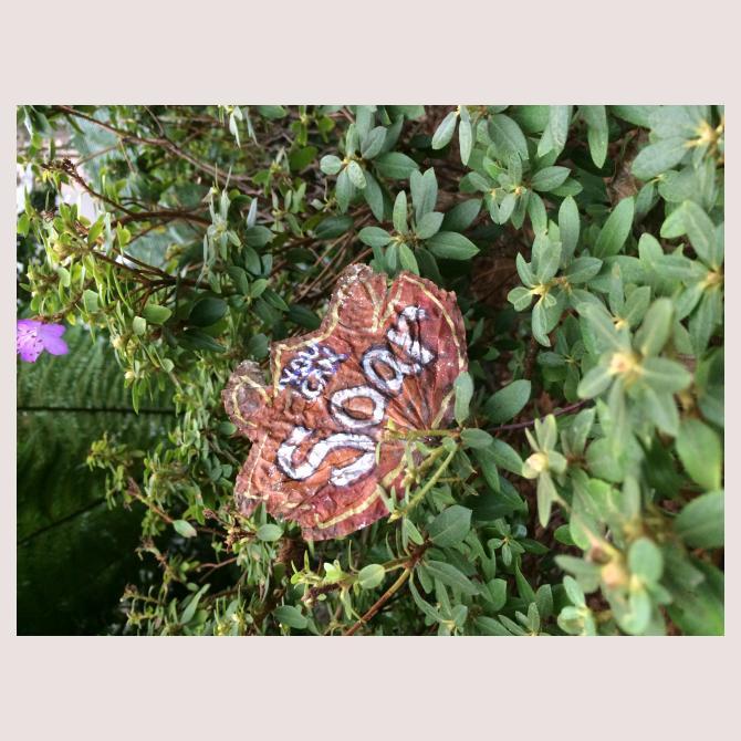 Pippa's Leafy Love-Note
