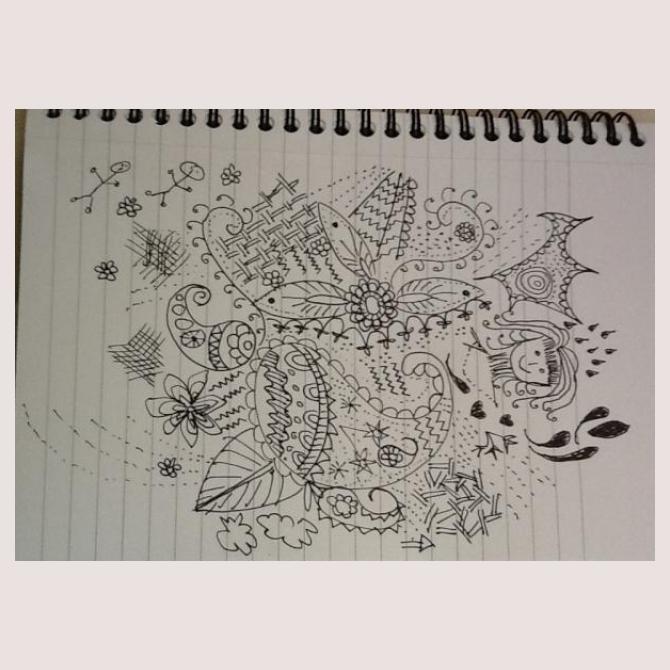 Ipshita's Noodle Doodle