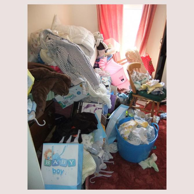 The Spare Room (aka The Dumping Ground)